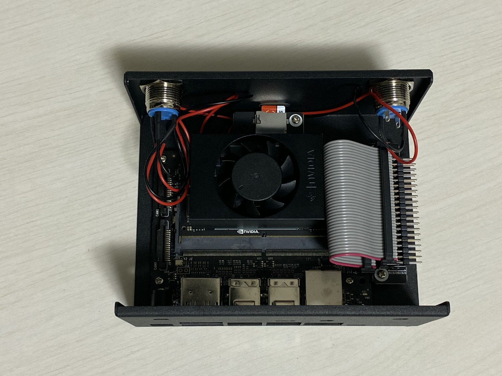 Metal Case Internal